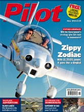PILOT Magazine May 2012 review of GL3 Landing System