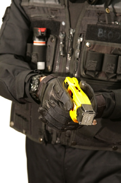 Transition from one Less Lethal option to another requires Training to make most effective use of those devices